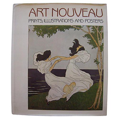 Art Nouveau Prints and Posters